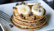 The Pancake Diet Works! (free chocolate chip & blueberry recipes)