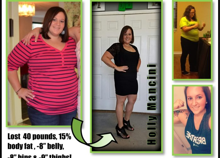 Holly transformation tuesday mom nurse student workout success