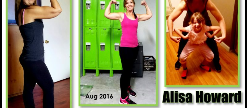 Transformation Tuesday Alisa Bootcamp Live Fit