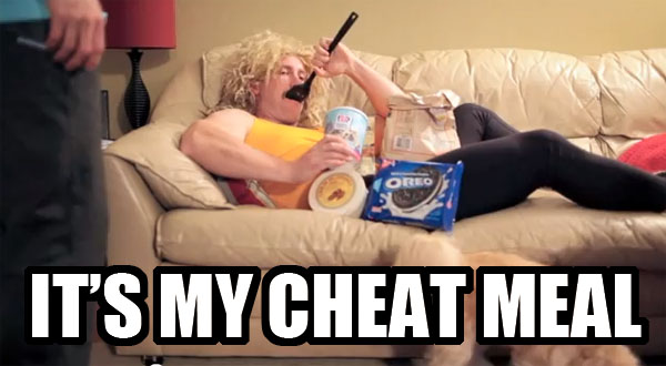 Harnessing  Your Cheat Meals