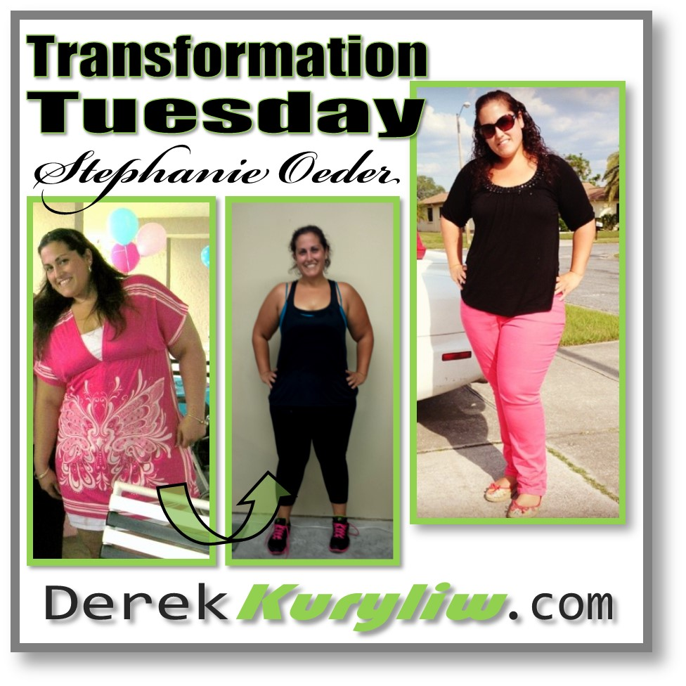 transformation tuesday stephanie new port richey bootcamp