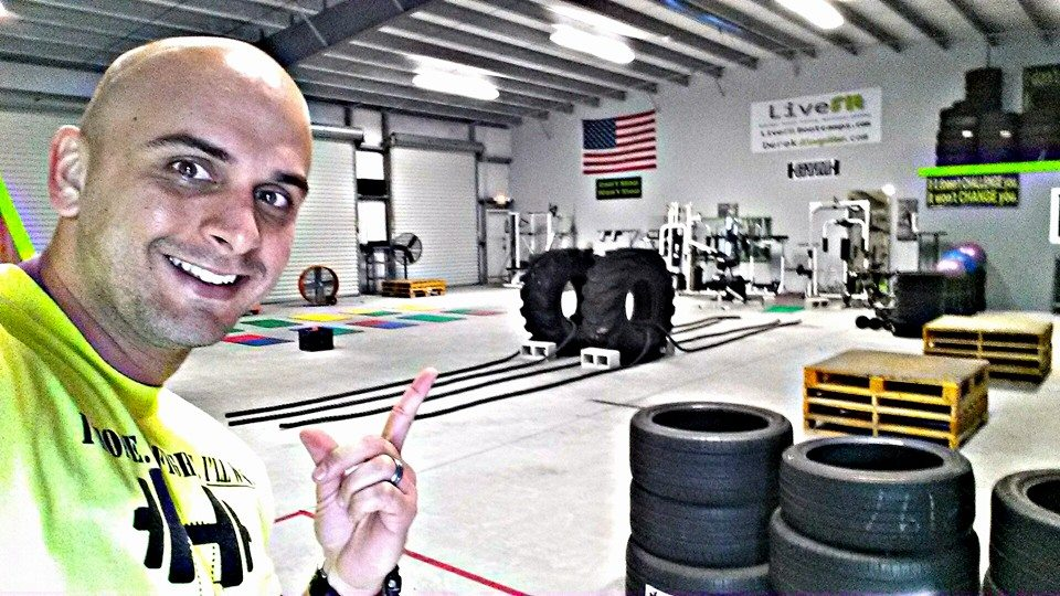 Derek Kuryliw new port richey personal trainer