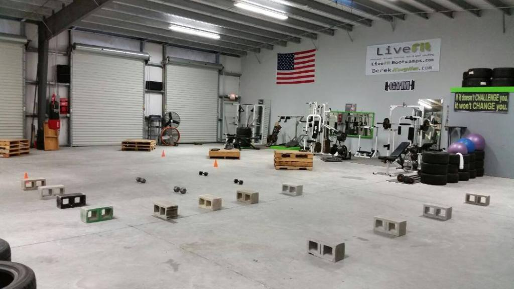 new port richey boot camp gym bootcamps
