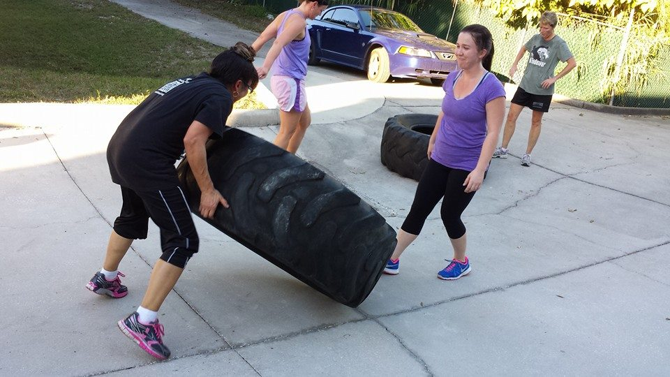 new port richey boot camp gym bootcamps monster tire flips