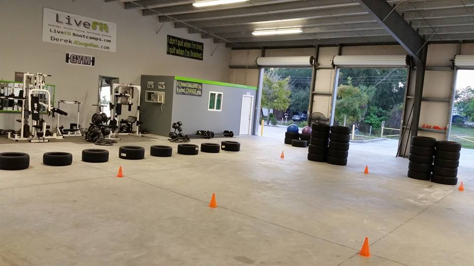 new port richey boot camp gym