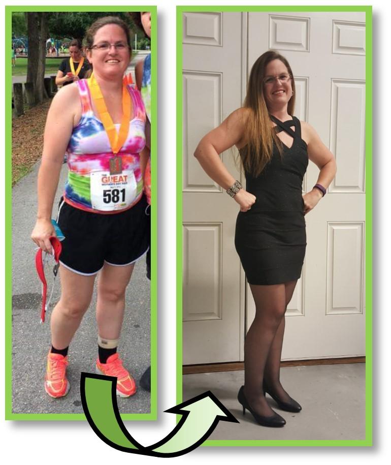 Angela transformation boot camp teacher weight loss