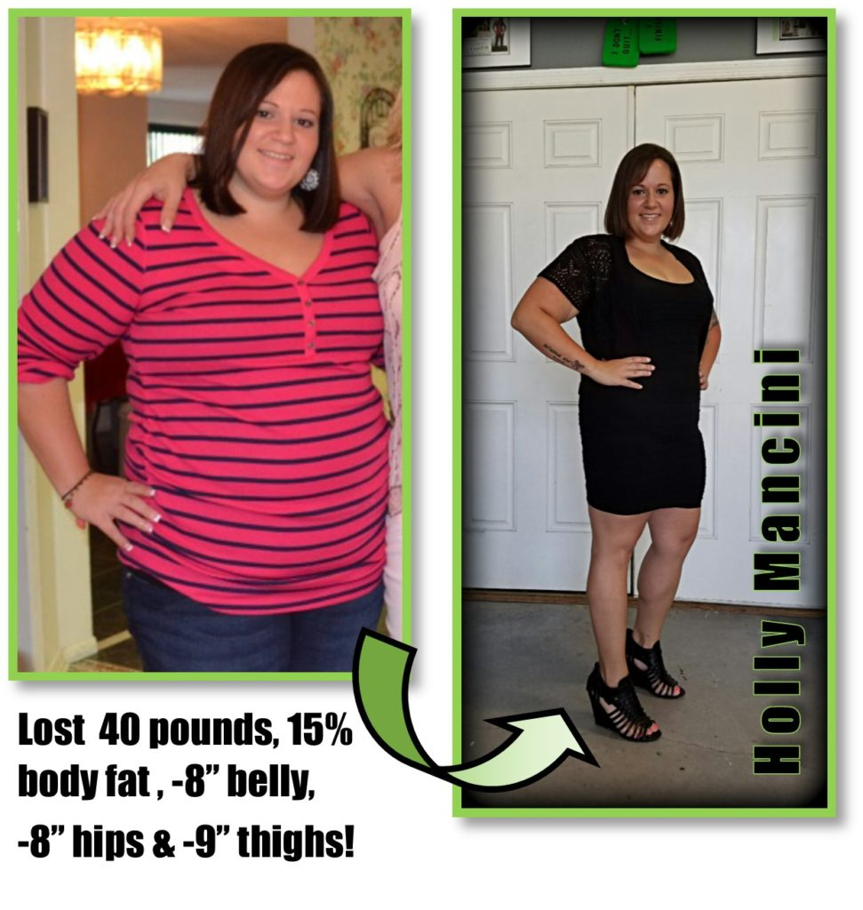 Holly transformation tuesday mom nurse student workout boot camp