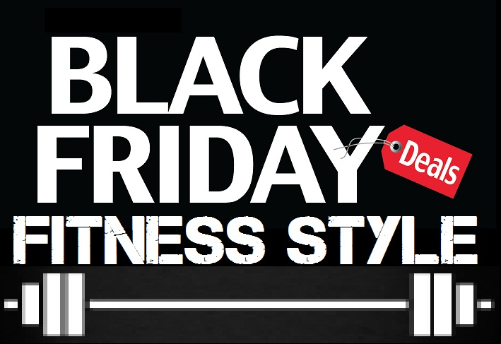 Black friday gym special porn