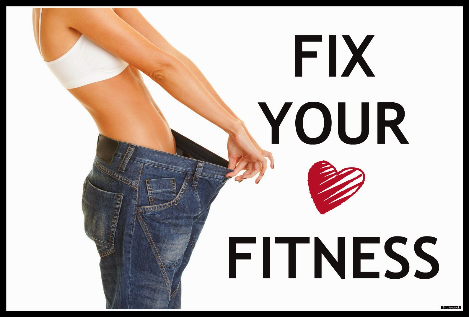 Fix YOUR fitness frustrations