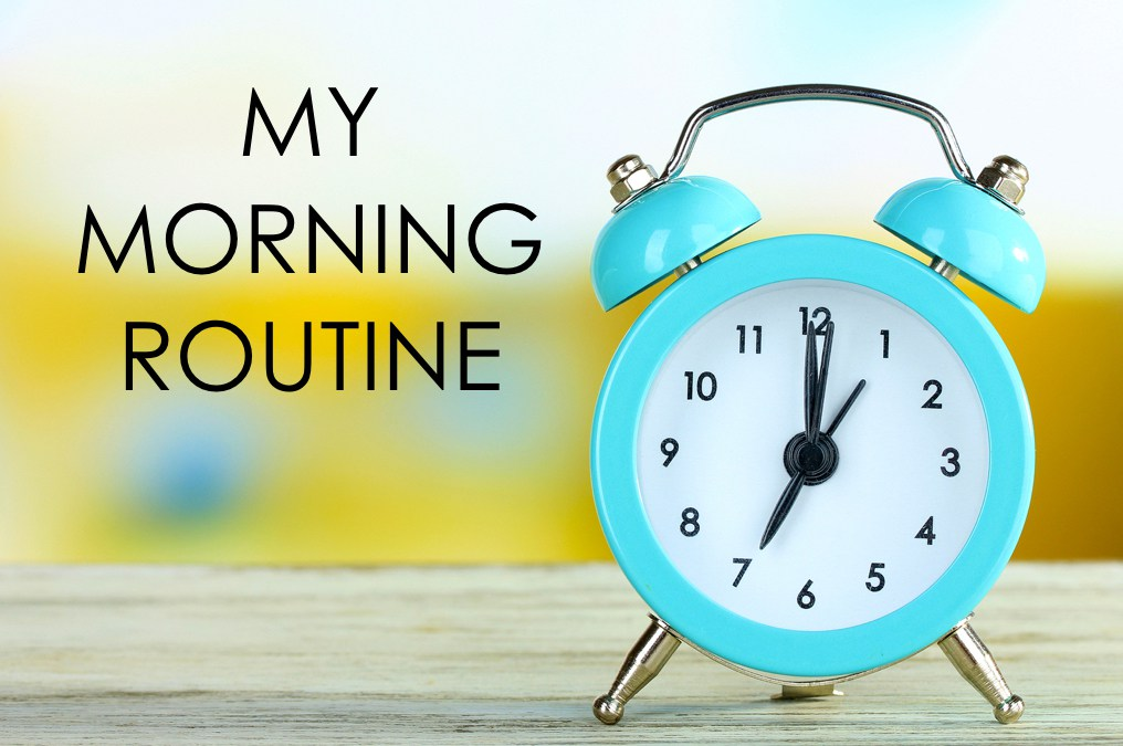 My POWERFUL Morning Routine (step-by-step)