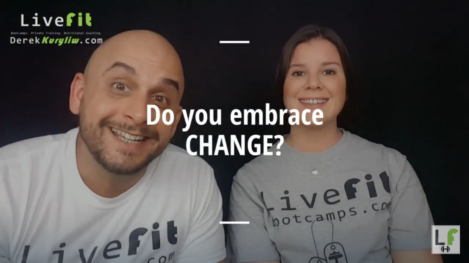 Do you fear CHANGE? (overcoming the SUCK)