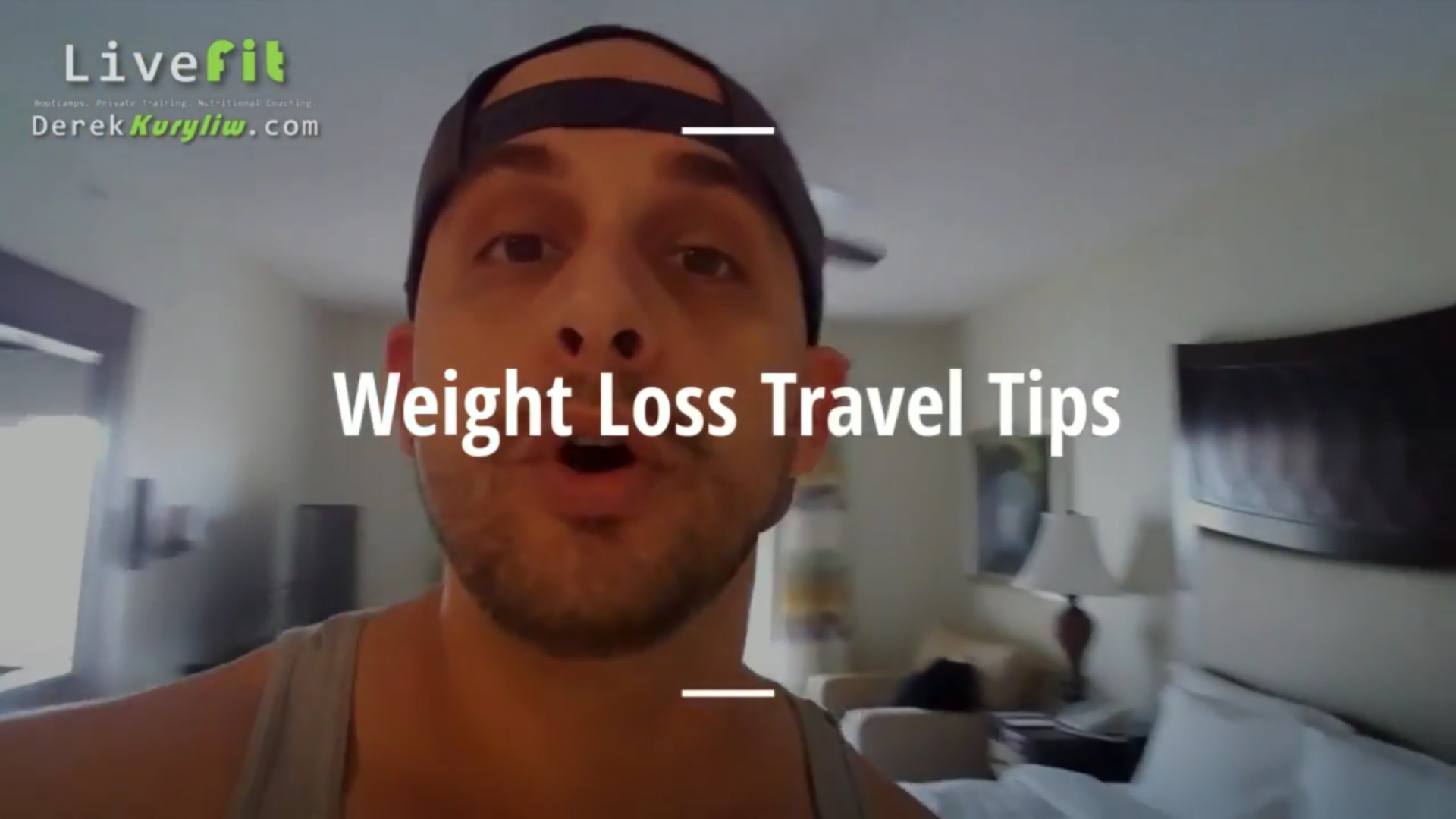 2 EASY travel tips while dieting