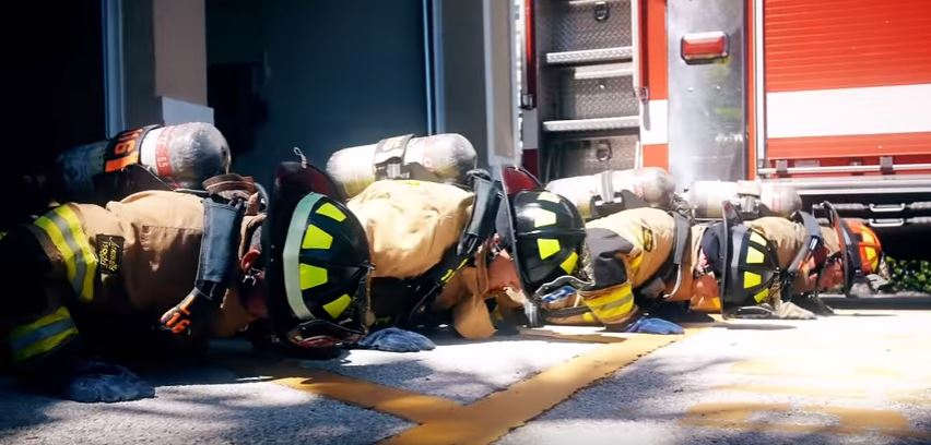 Abs on FIRE!!! (15 minute H.I.I.T. fat burning workout)