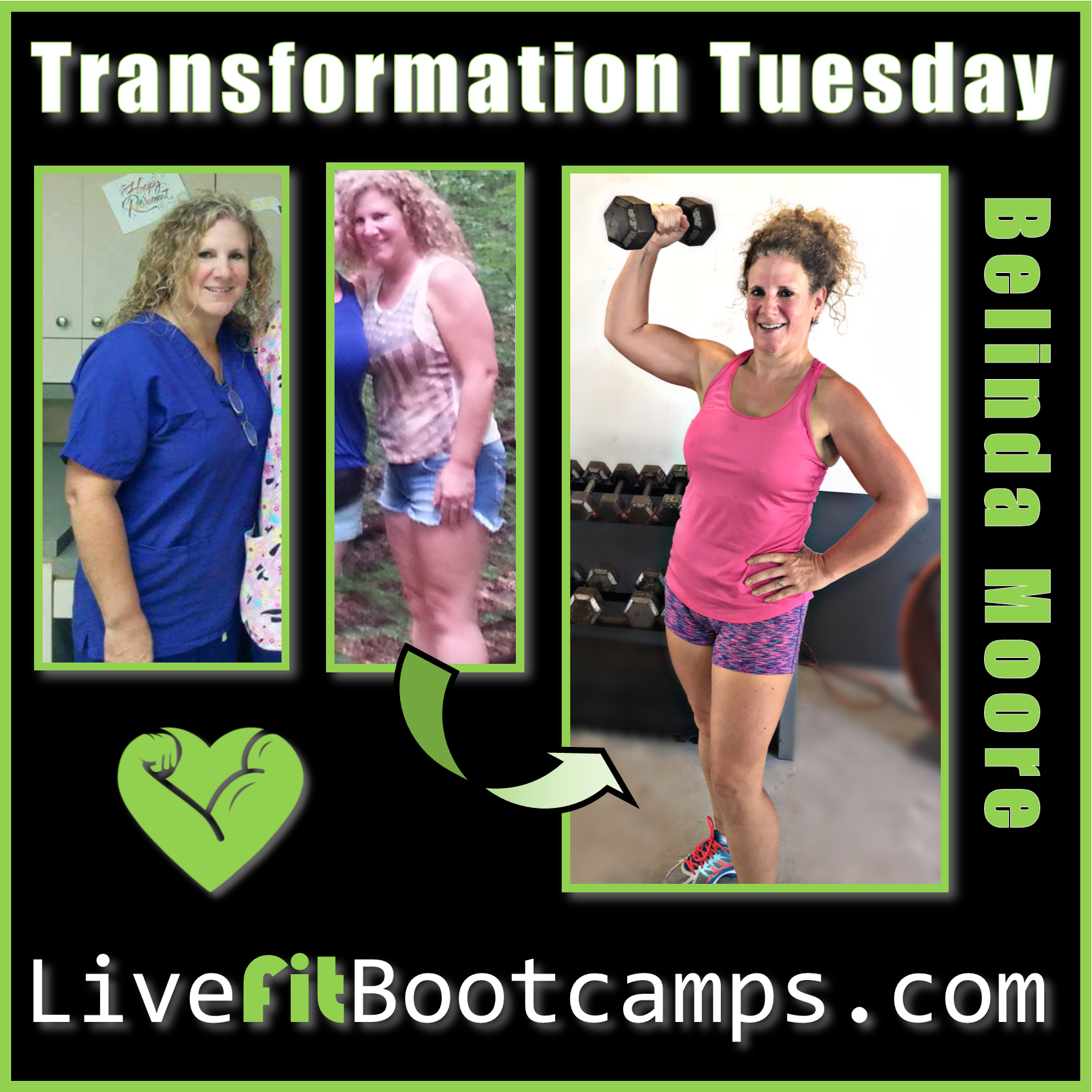 From FEAR to FEARLESS (Belinda's Transformation)