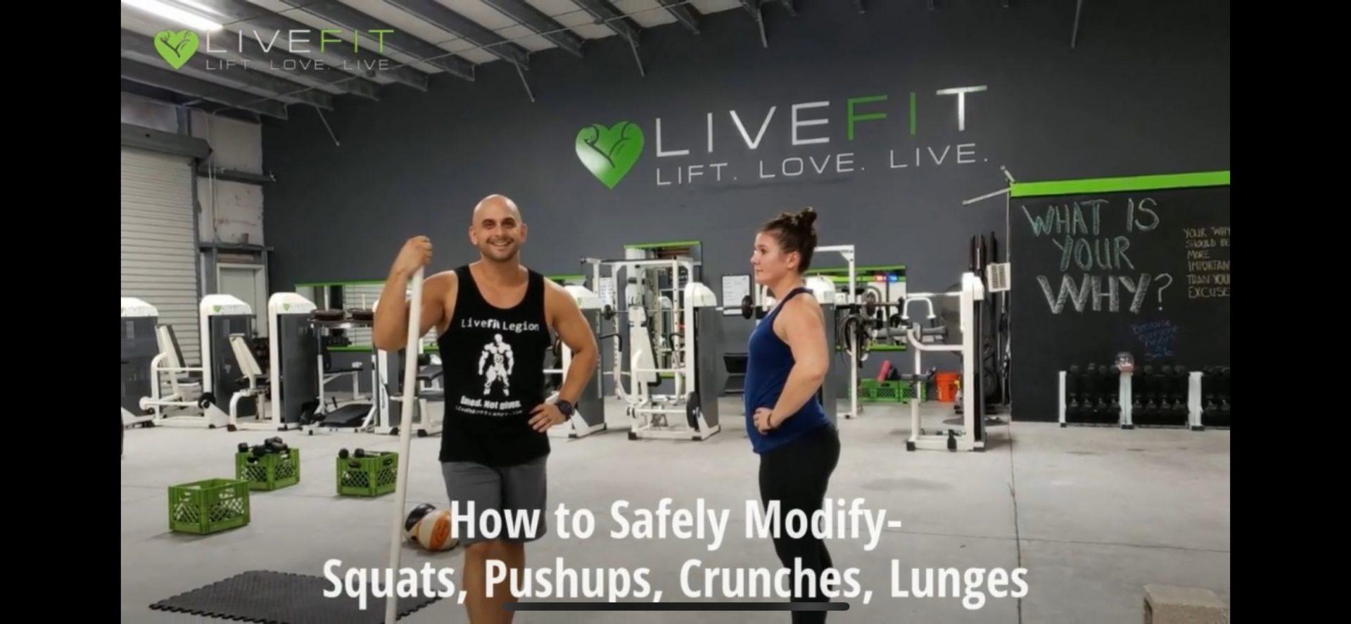 In too much pain to workout?   Derek Kuryliw