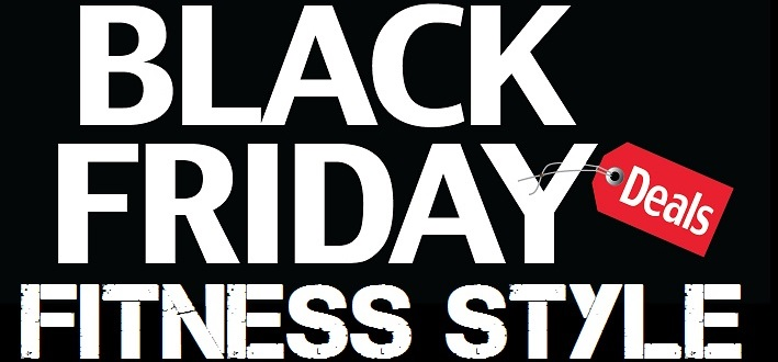 2018 Black Friday Fitness Sales
