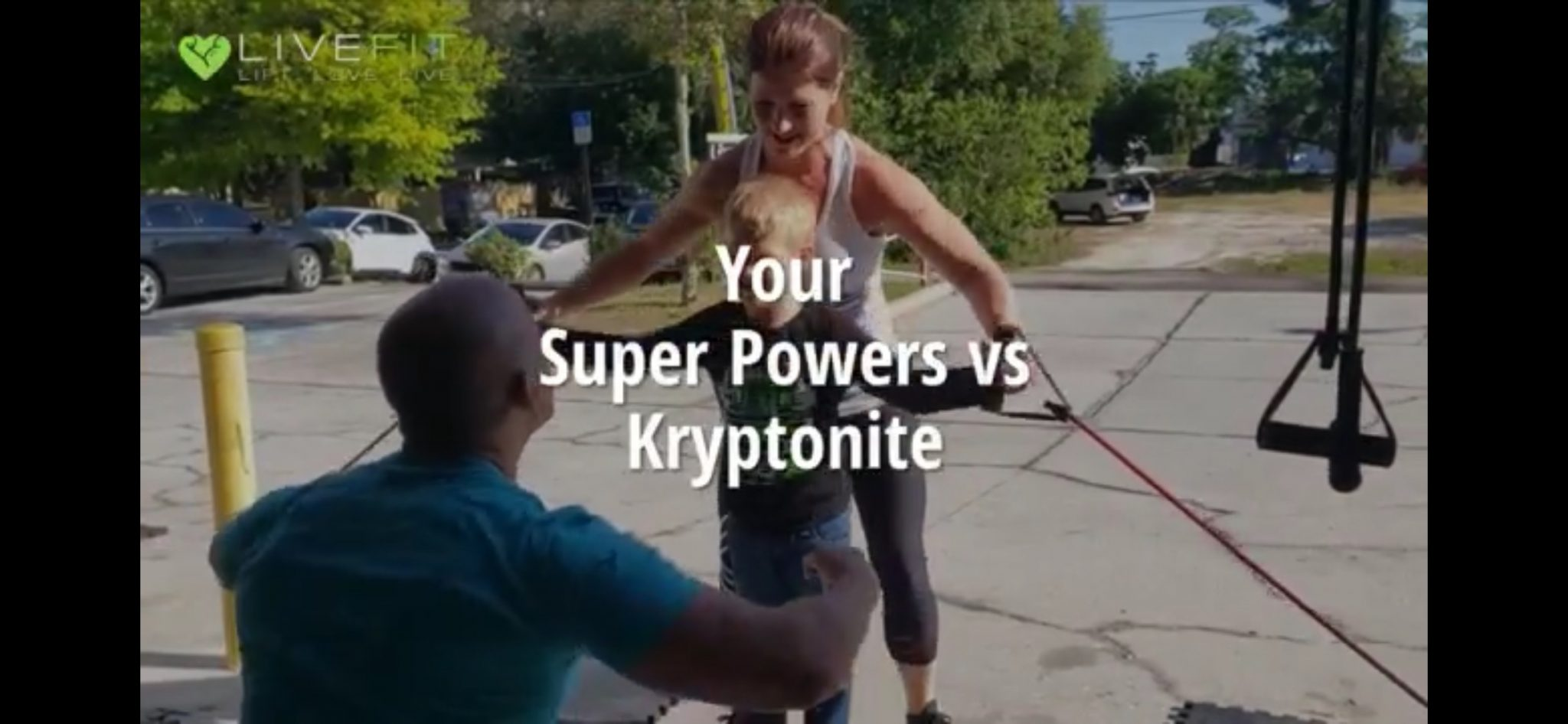 Your Superhero Power vs. Your Kryptonite