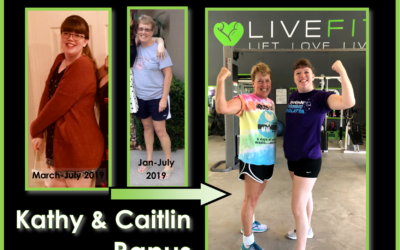 Mom & Daughter's Mental and Physical Transformation