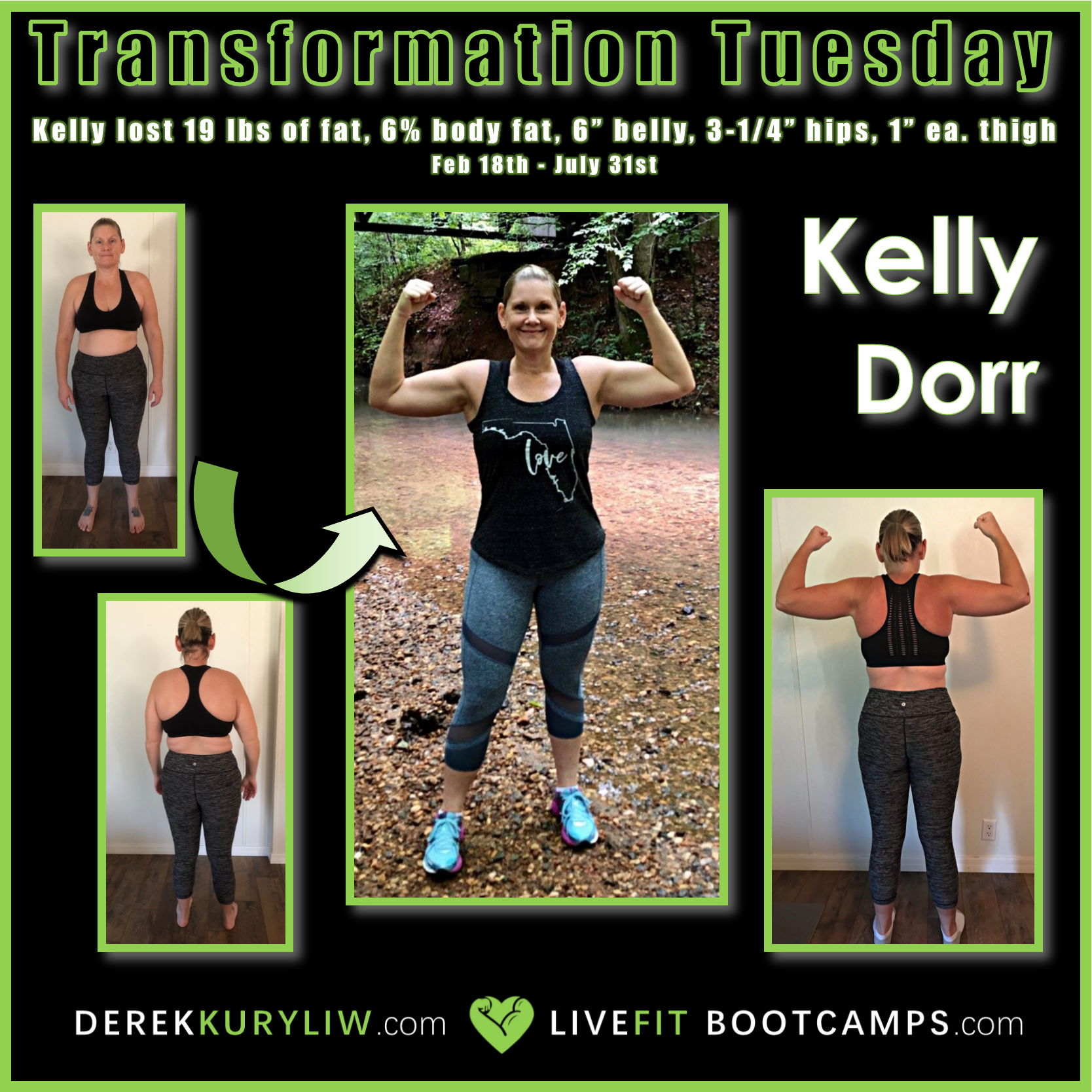 Transformation-Tuesday-Kelly-boot-camp-live-fit