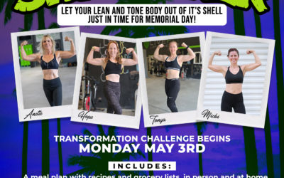 Summer Body Shredder – Transformation Challenge